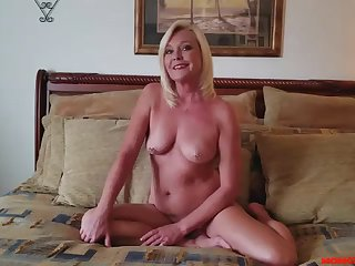 toying with moms holes- proven real sextape
