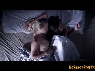celebrities kristanna loken&sarai givaty lesbian lovemaking in host be useful to deceit